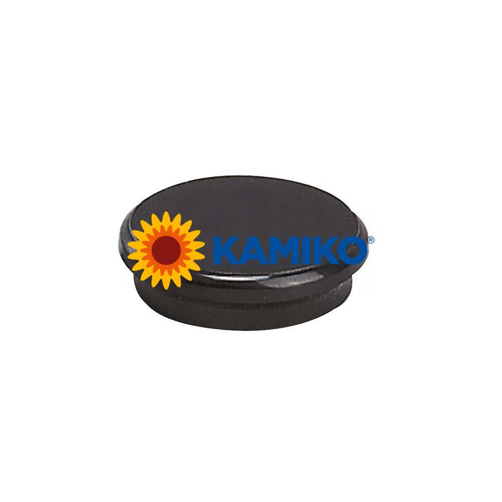 Magnet 24 mm čierny