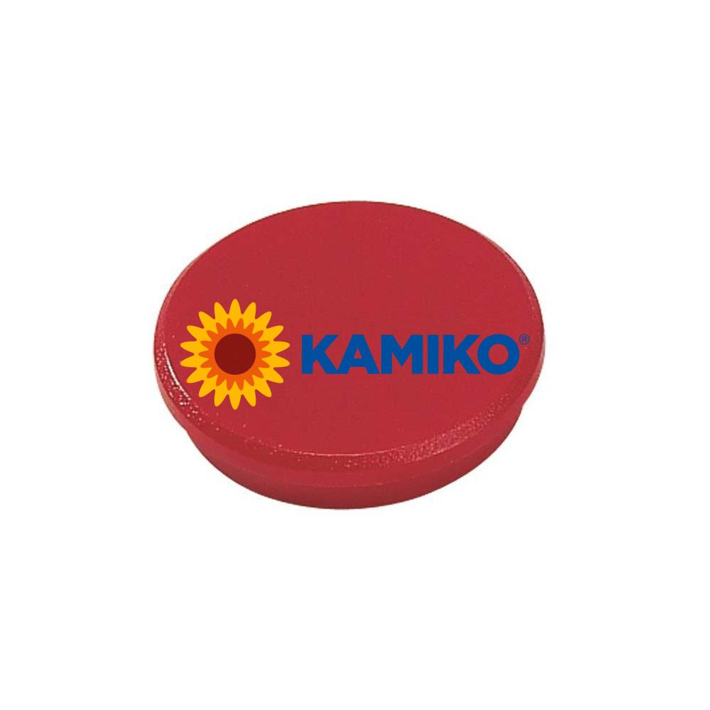 Magnet 32 mm červený
