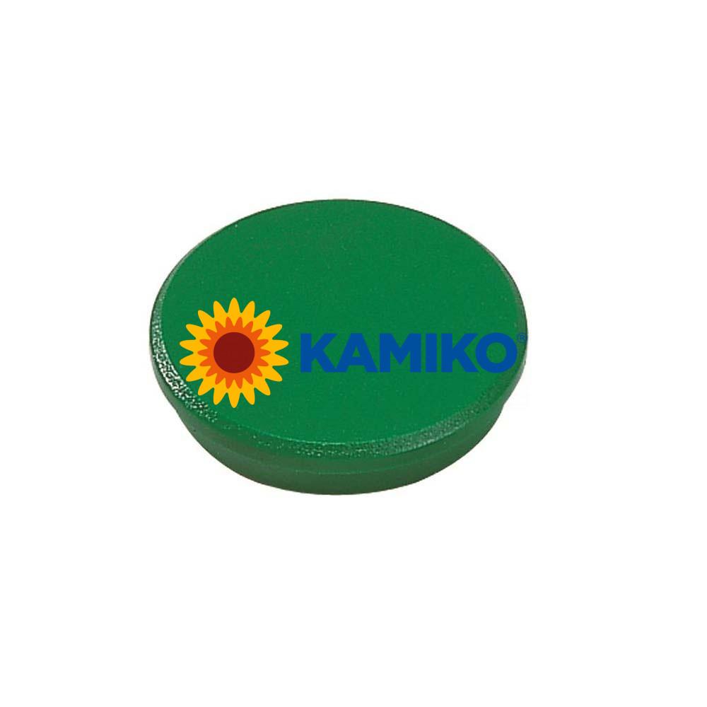Magnet 32 mm zelený