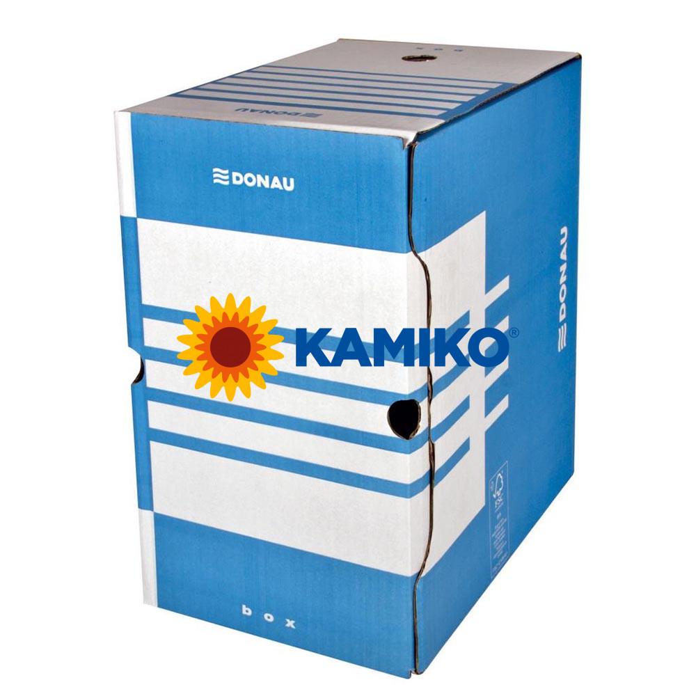 Archívny box DOANU 200 mm modrý