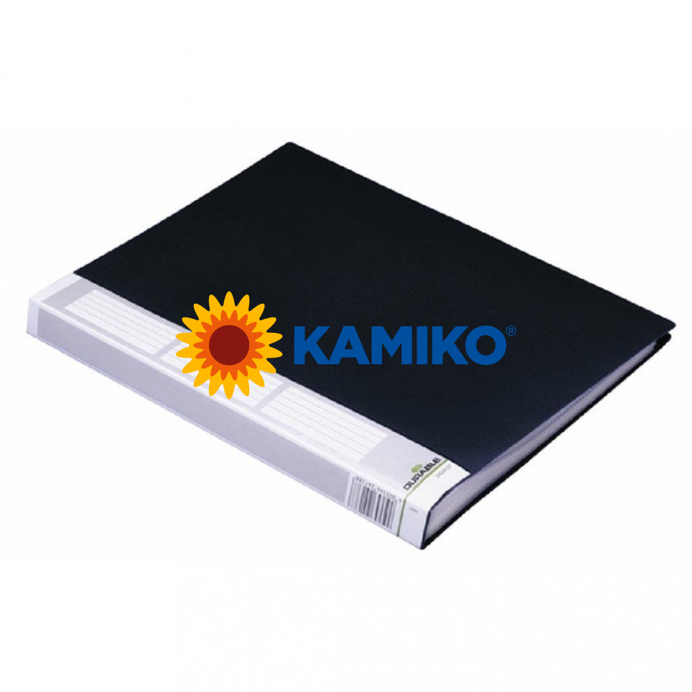 Katalógová kniha 50 DURALOOK čierna