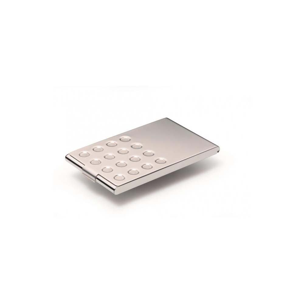 Krabička na vizitky DURABLE BUSINESS CARD BOX CHROME