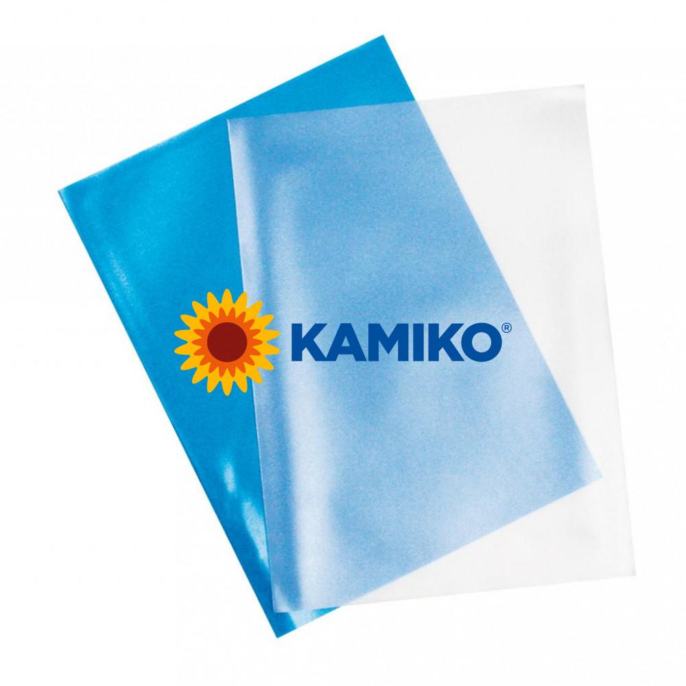 Obaly DURABLE Report PVC modré 1-100 listov