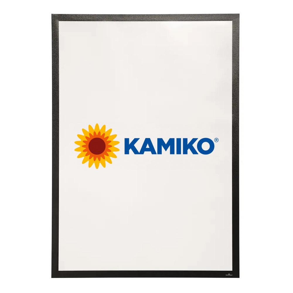 Samolepiaci Duraframe Poster 70 x 100 cm, čierny