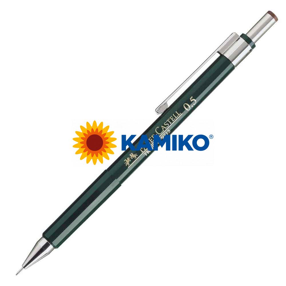 Mikroceruzka  Faber Castell TK-Fine 9715 0,5 mm zelená