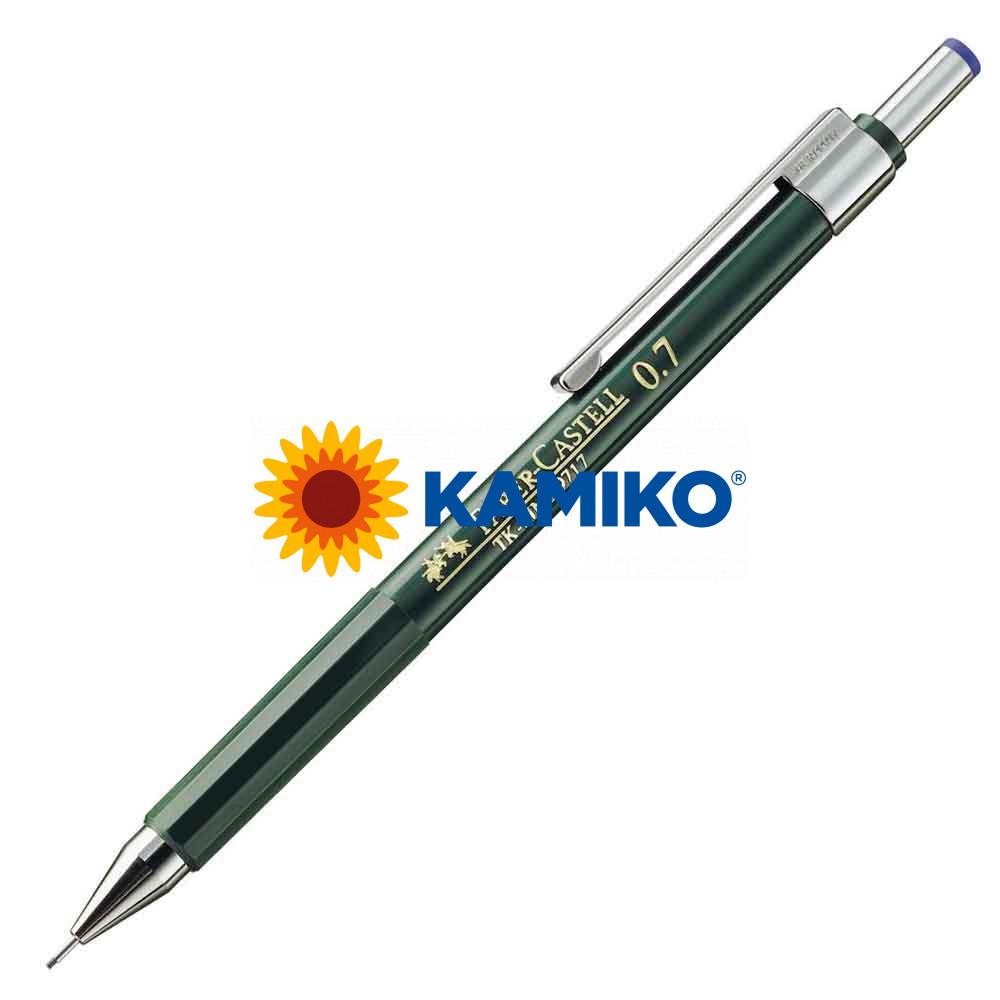Mikroceruzka  Faber Castell TK-Fine 9717 0,7 mm zelená