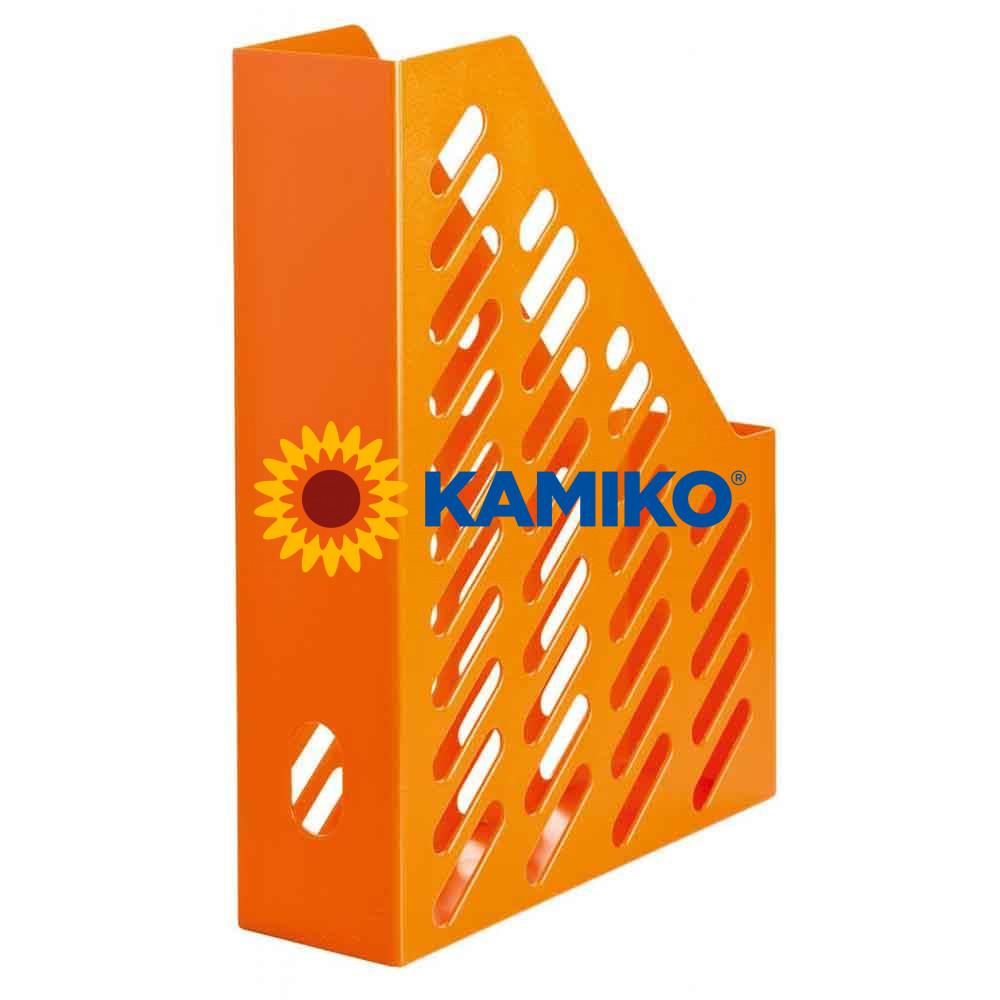 Stojan na časopisy KLASSIK TREND oranžový