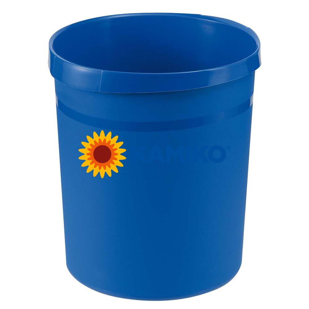 Kôš plastový HAN 18 l modrý