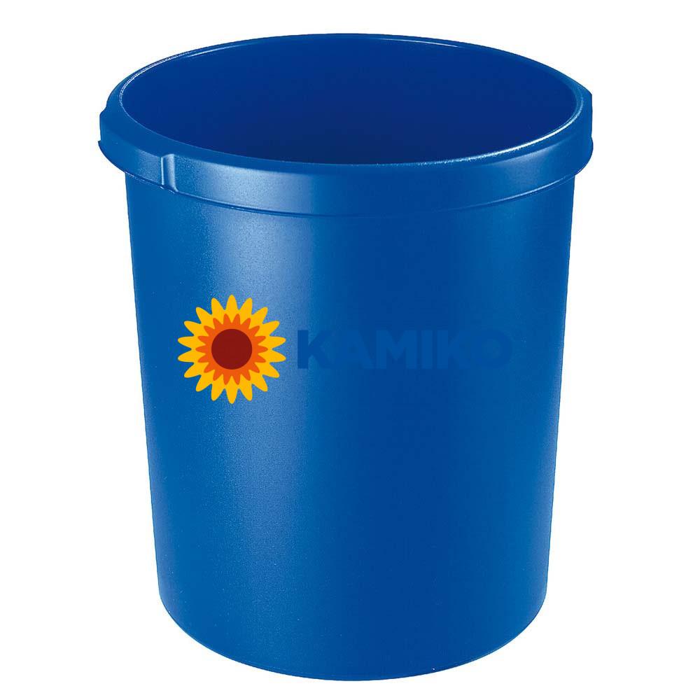 Kôš plastový HAN 30 l modrý
