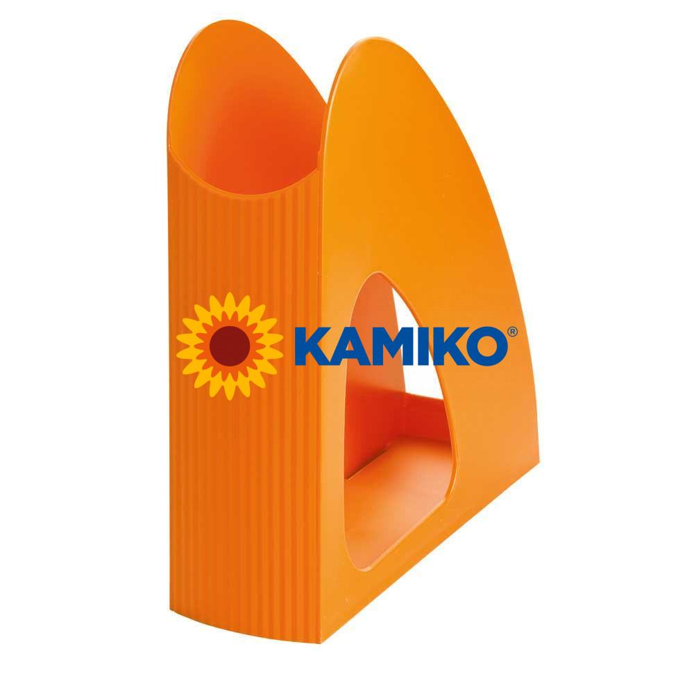 Stojan na časopisy HAN LOOP oranžový