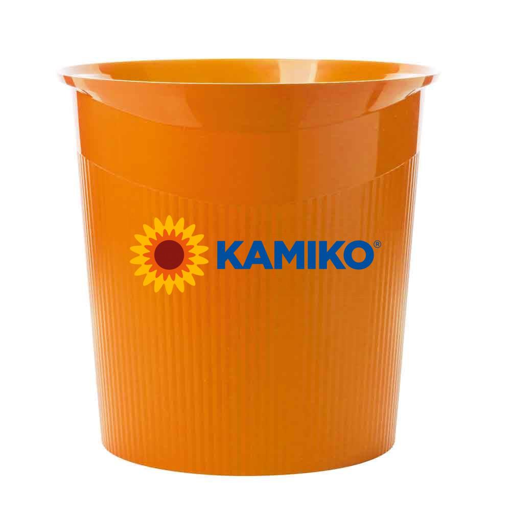 Kôš plastový HAN LOOP 13 l oranžová