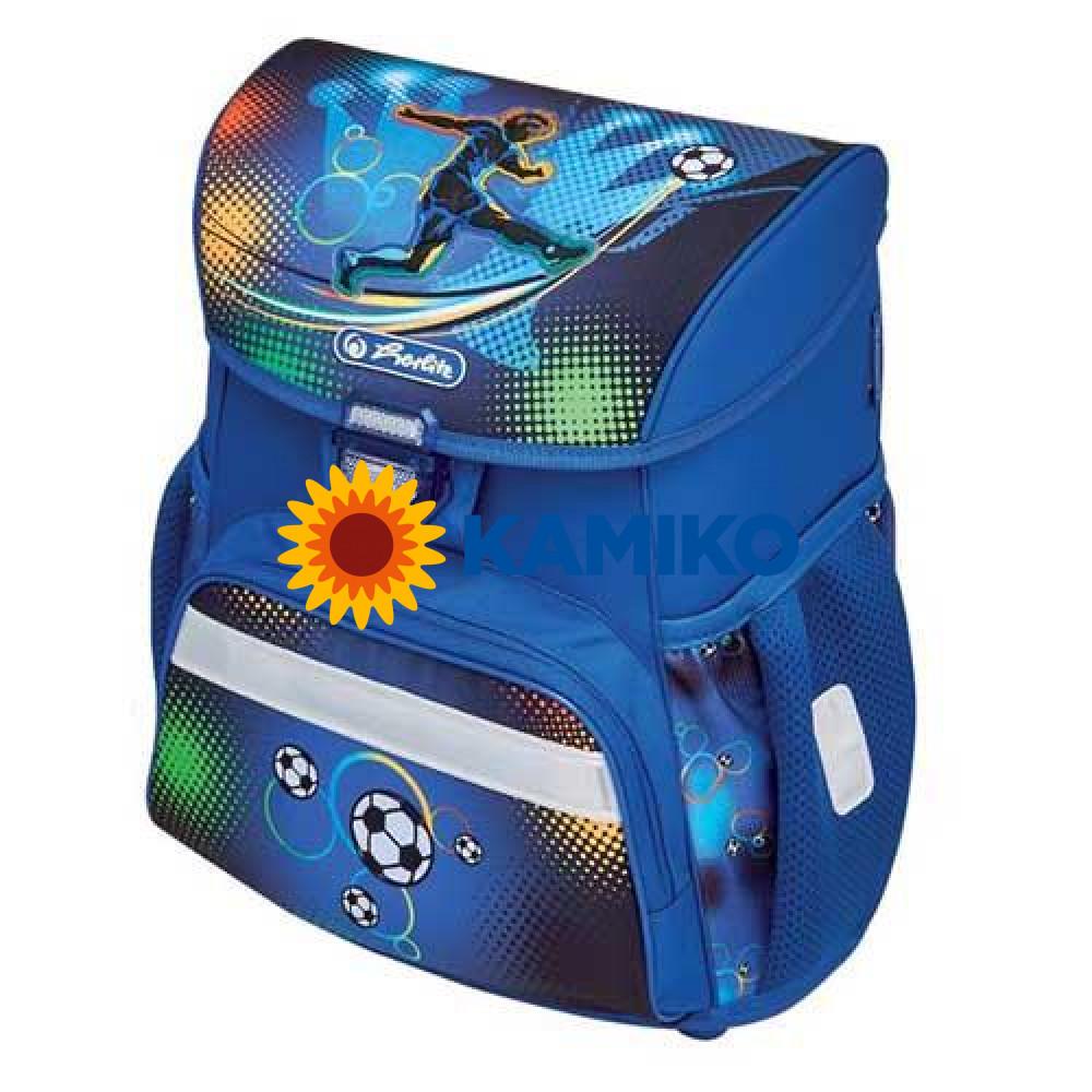 Školská taška Loop Futbal Herlitz