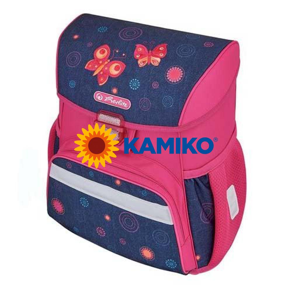 Školská taška Loop Motýle Herlitz