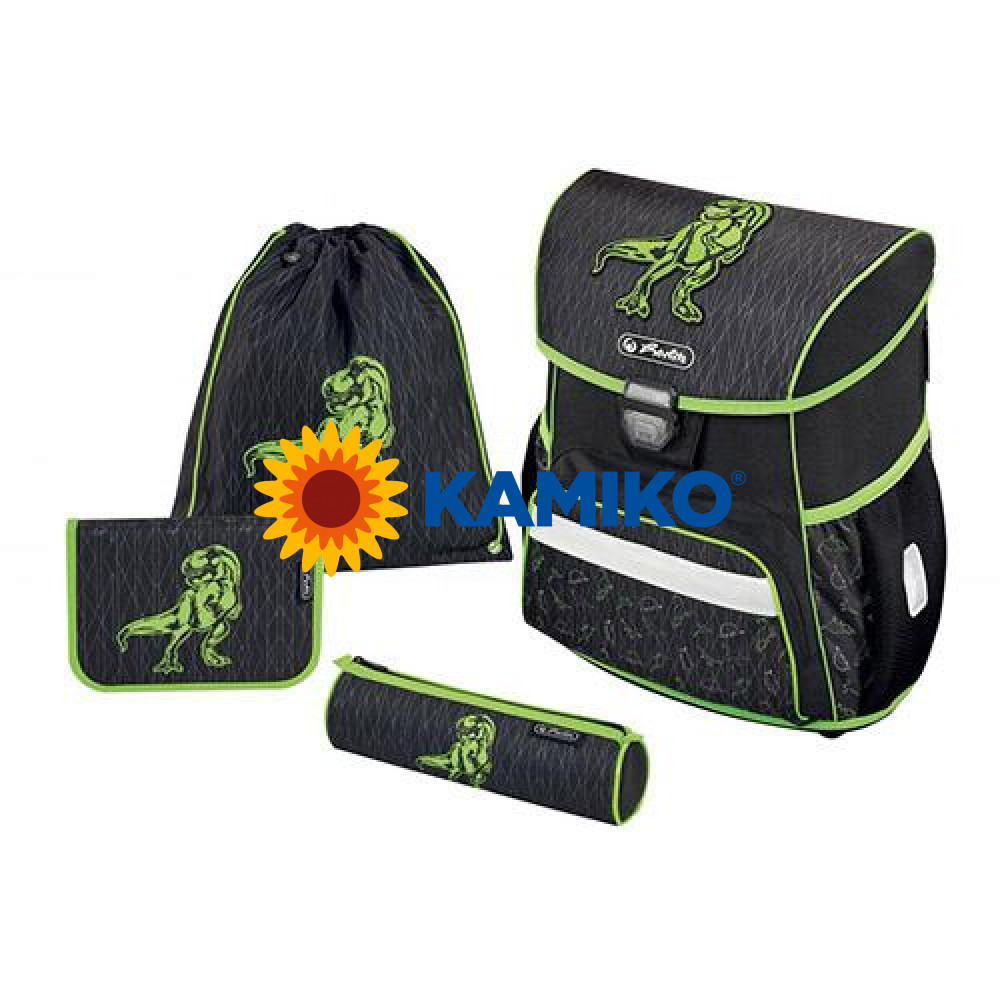 Školská taška Loop Dino Herlitz sada