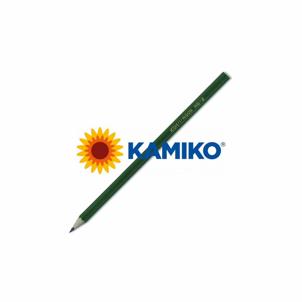 Ceruzka KOH-I-NOOR 1702  tvrdosť 3, 144 ks