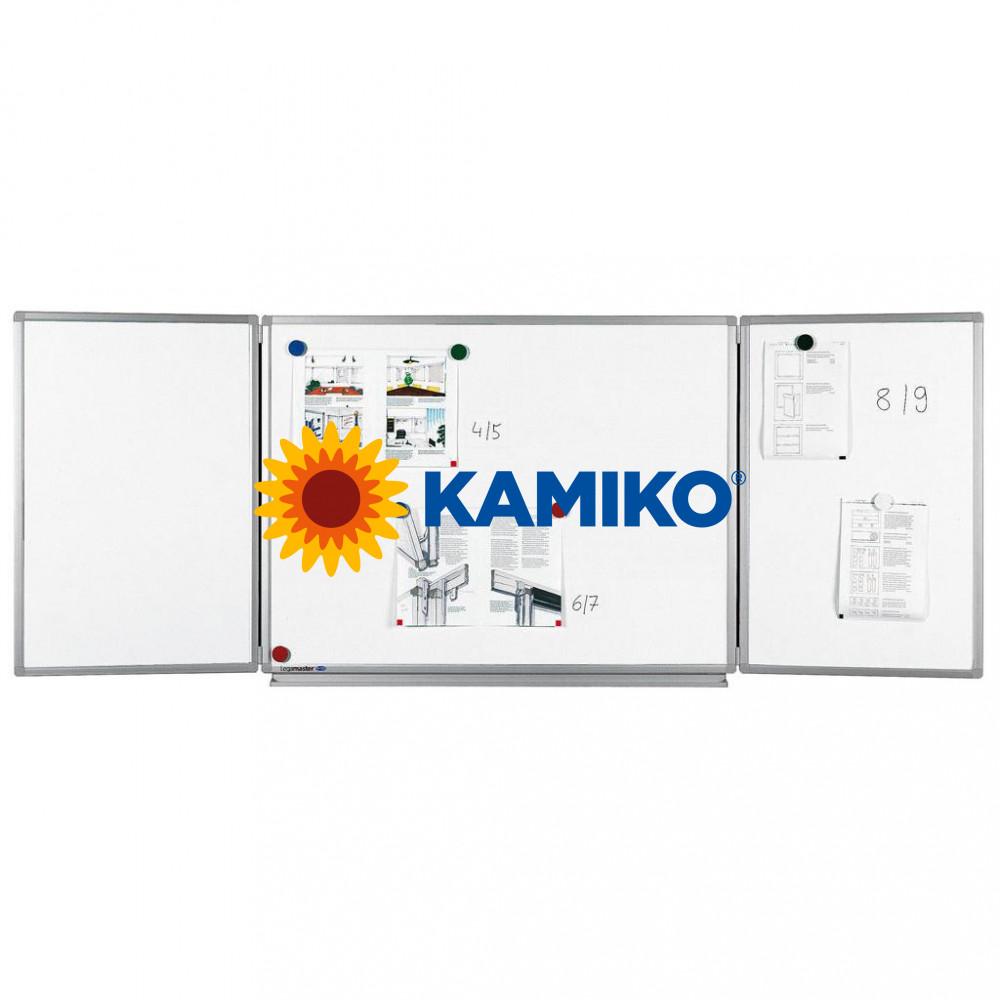 Skladacia tabuľa PROFESSIONAL 90 x 120 cm