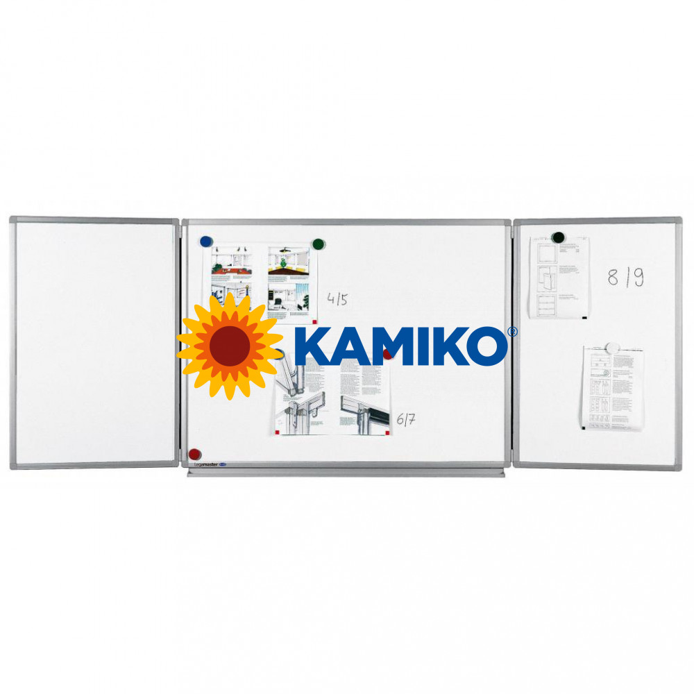 Skladacia tabuľa PROFESSIONAL 100 x 150 cm