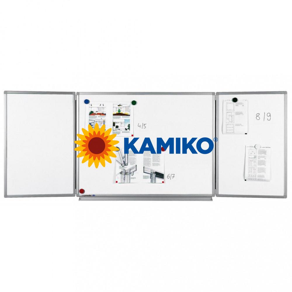 Skladacia tabuľa PROFESSIONAL 100 x 200 cm
