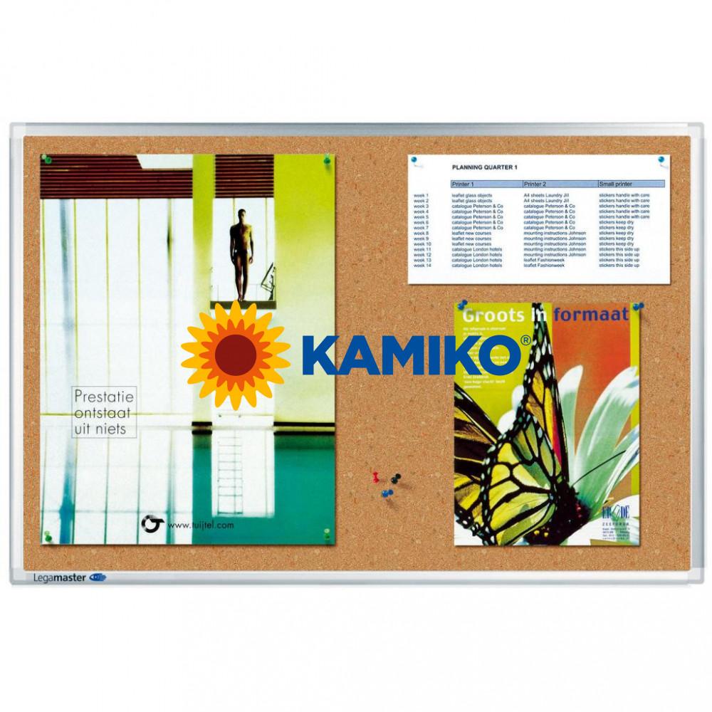 Tabuľa korková PREMIUM 100 x 150 cm