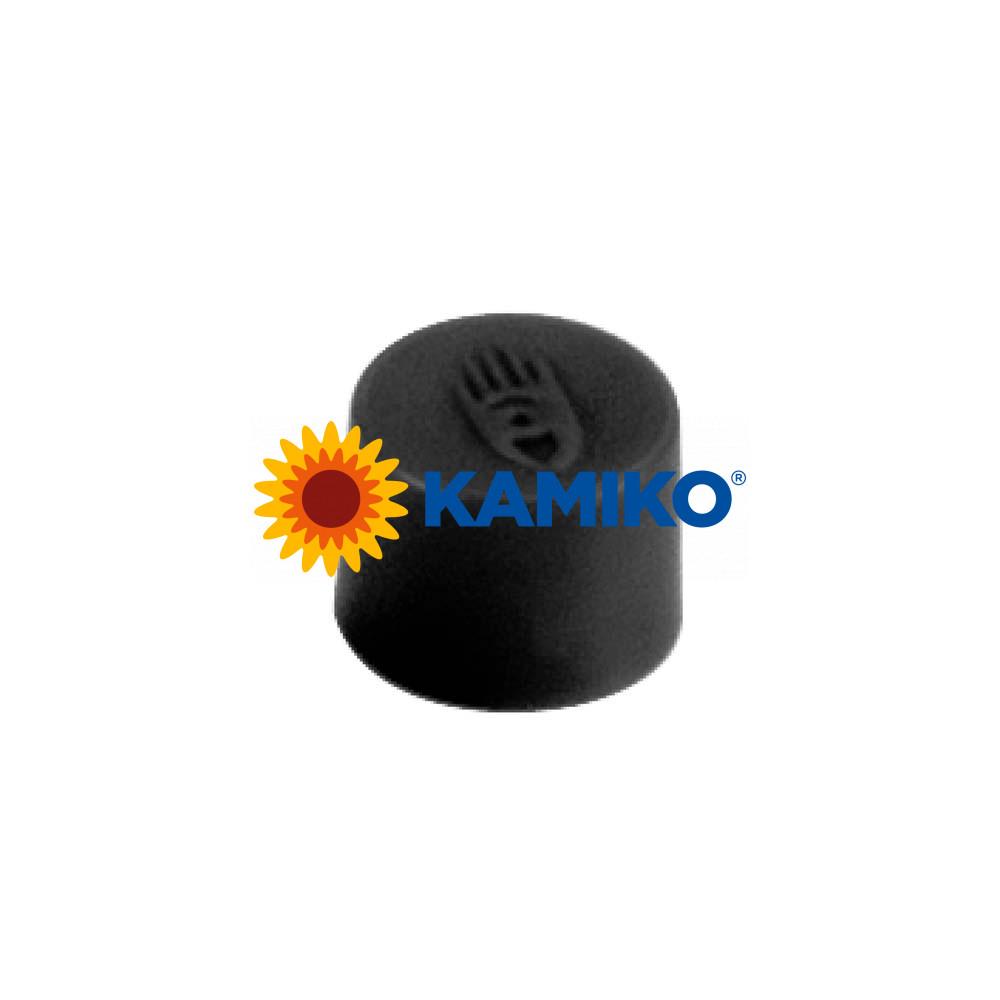 Magnet 10 mm čierny, 10 ks