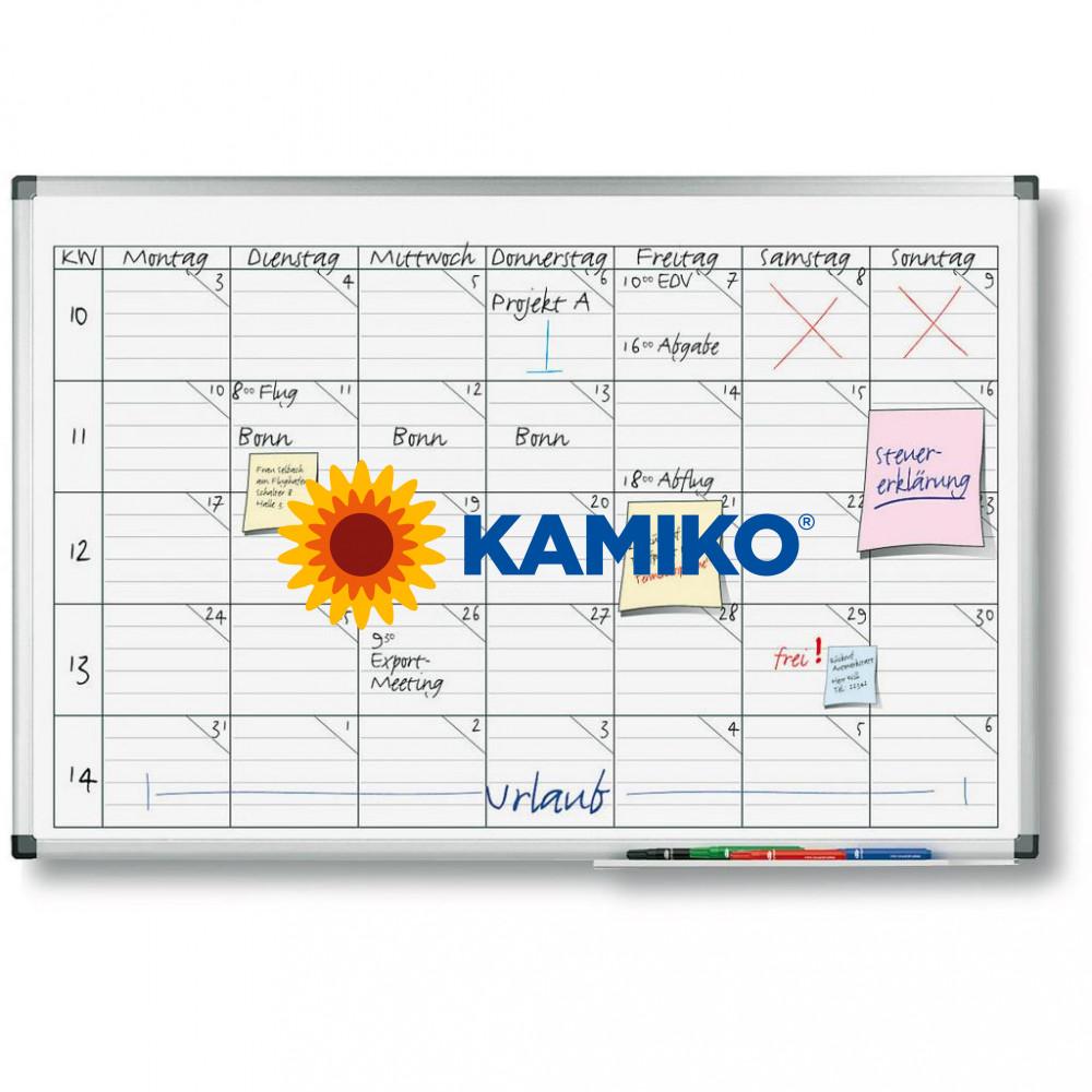 Plánovacia tabuľa univerzálna PREMIUM 60 x 90 cm