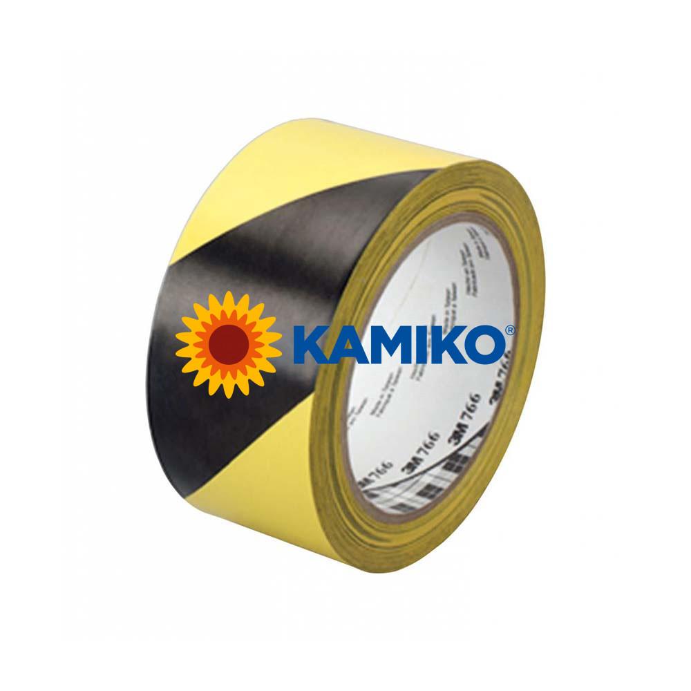 Vyznačovacia páska 3M 50 mm x 33 m žlto-čierna