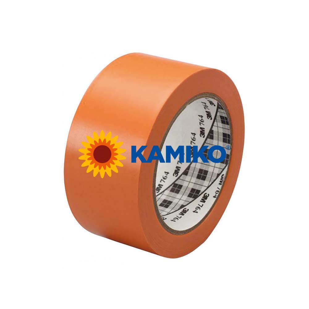Vyznačovacia páska 3M oranžová 50 mm x 33 m