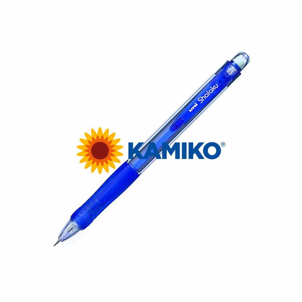 Mikroceruzka uni Shalaku M5-100 0,5 mm modrá