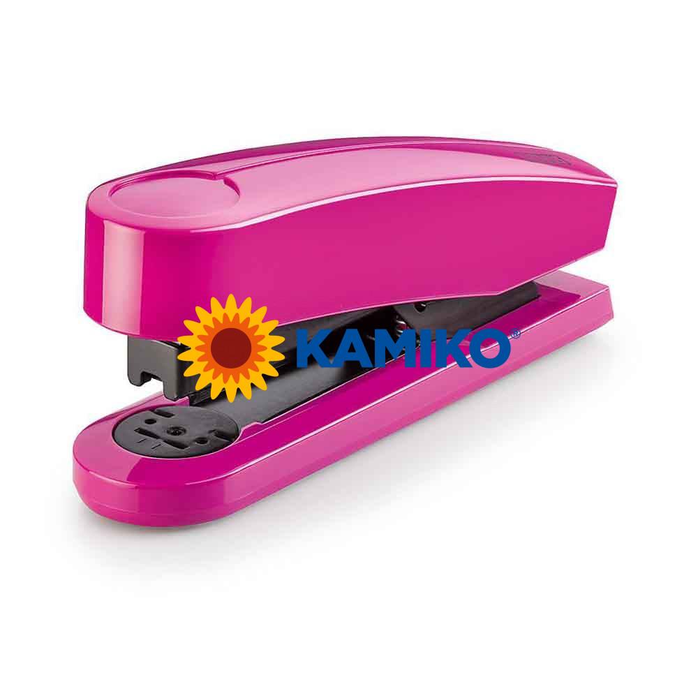 Zošívačka Novus Color ID B 4 ružová
