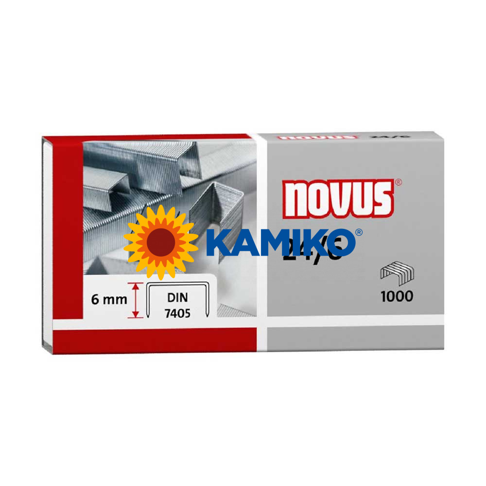 Spinky Novus 24/6 DIN /1000/