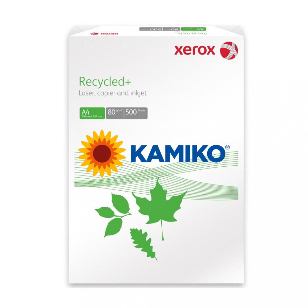 Kopírovací papier Xerox Recycled + A4, 80g CIE 85