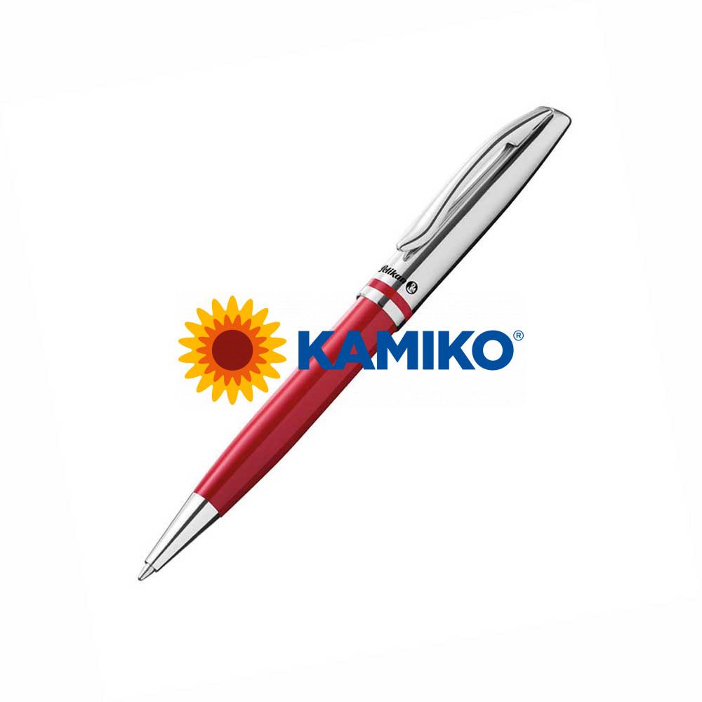 Guľôčkové pero PELIKAN Jazz Classic červené