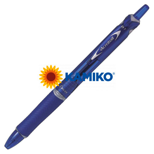 Guľôčkové pero PILOT Acroball  BeGreen modré