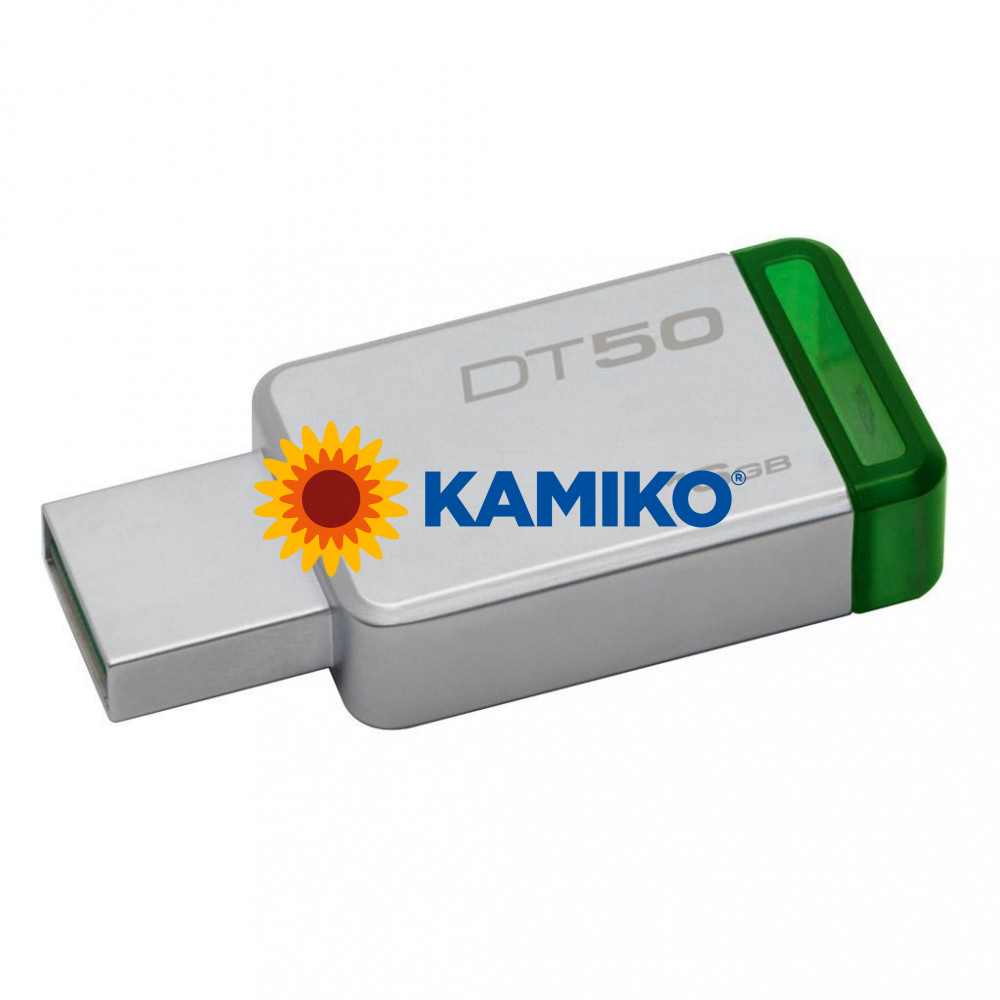 USB 16 GB Drive Data Traveler 3.0 Kingston DT 50