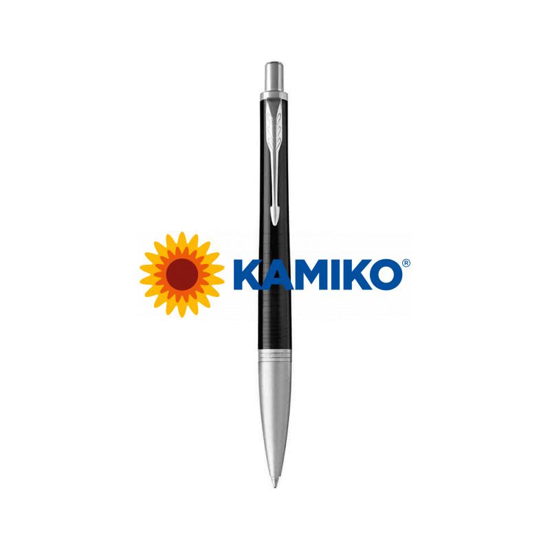 Guľočkové pero PARKER Urban Premium Ebony Lacquer