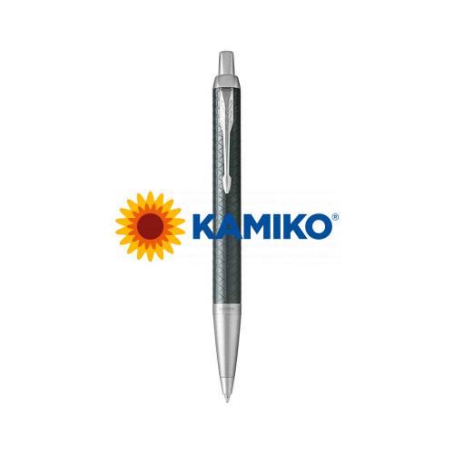 Guľočkové pero PARKER I. M. Premium Pale Green