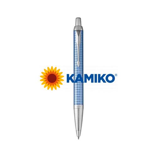 Guľočkové pero PARKER I. M. Premium Blue