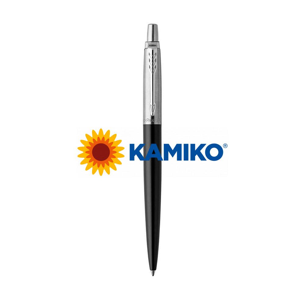 Guľočkové pero PARKER Jotter Bond Street Black