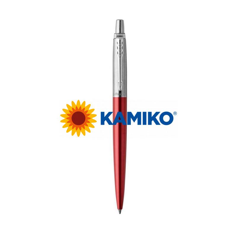 Guľočkové pero PARKER Jotter Kenington Red