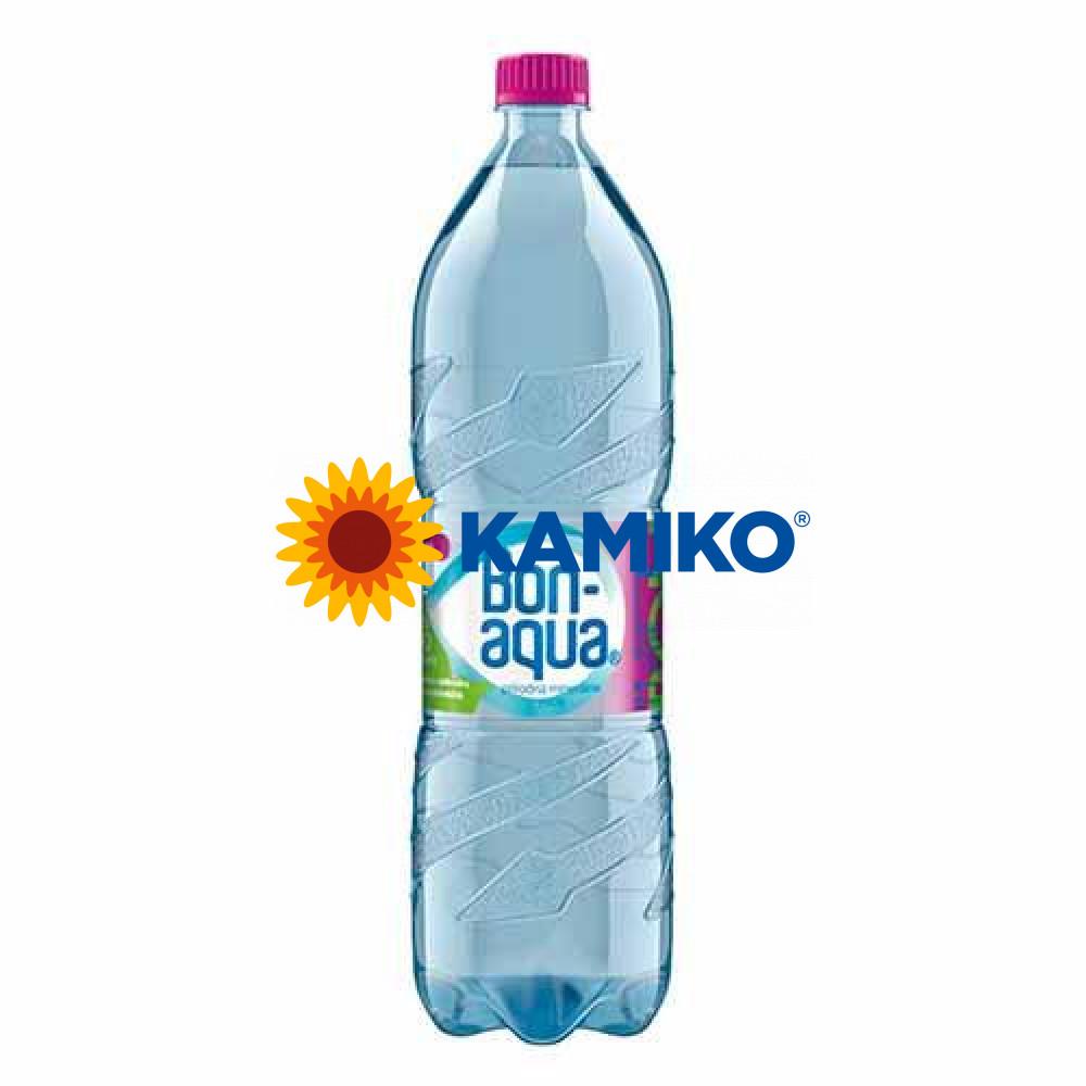 Pramenitá voda Bonaqua sýtená 1,5l