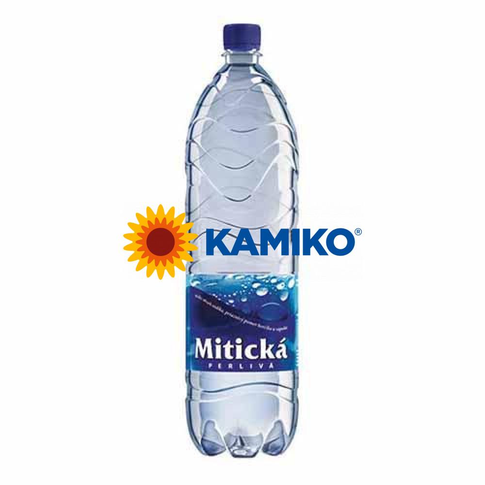 Minerálna voda Mitická sýtená 1,5l