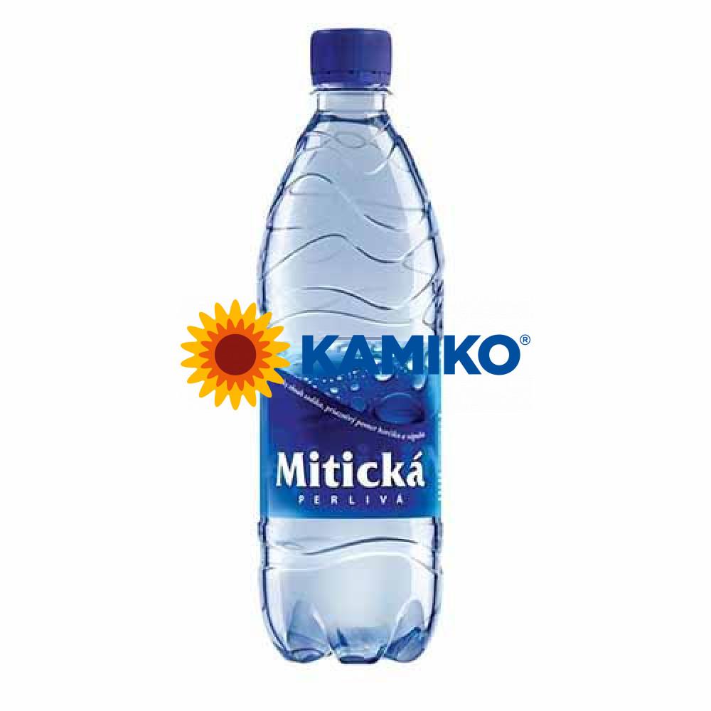 Minerálna voda Mitická sýtená 0,5l