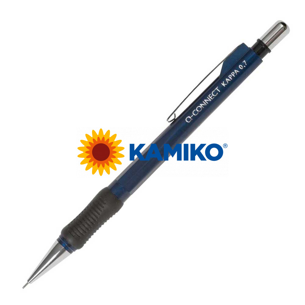 Mikroceruzka Q-CONNECT Kappa 0,7 mm mix farieb