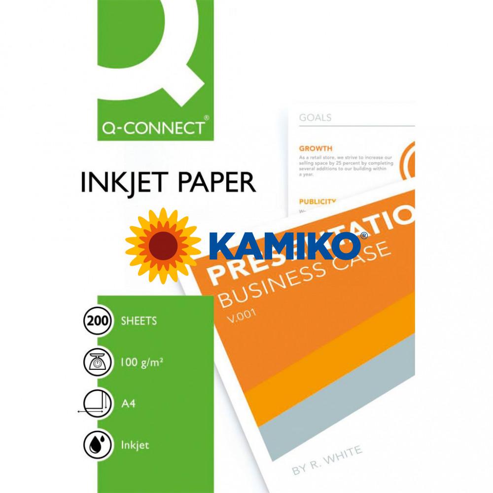 Fotopapier Q-Connect matný 100 g, 200 hárkov
