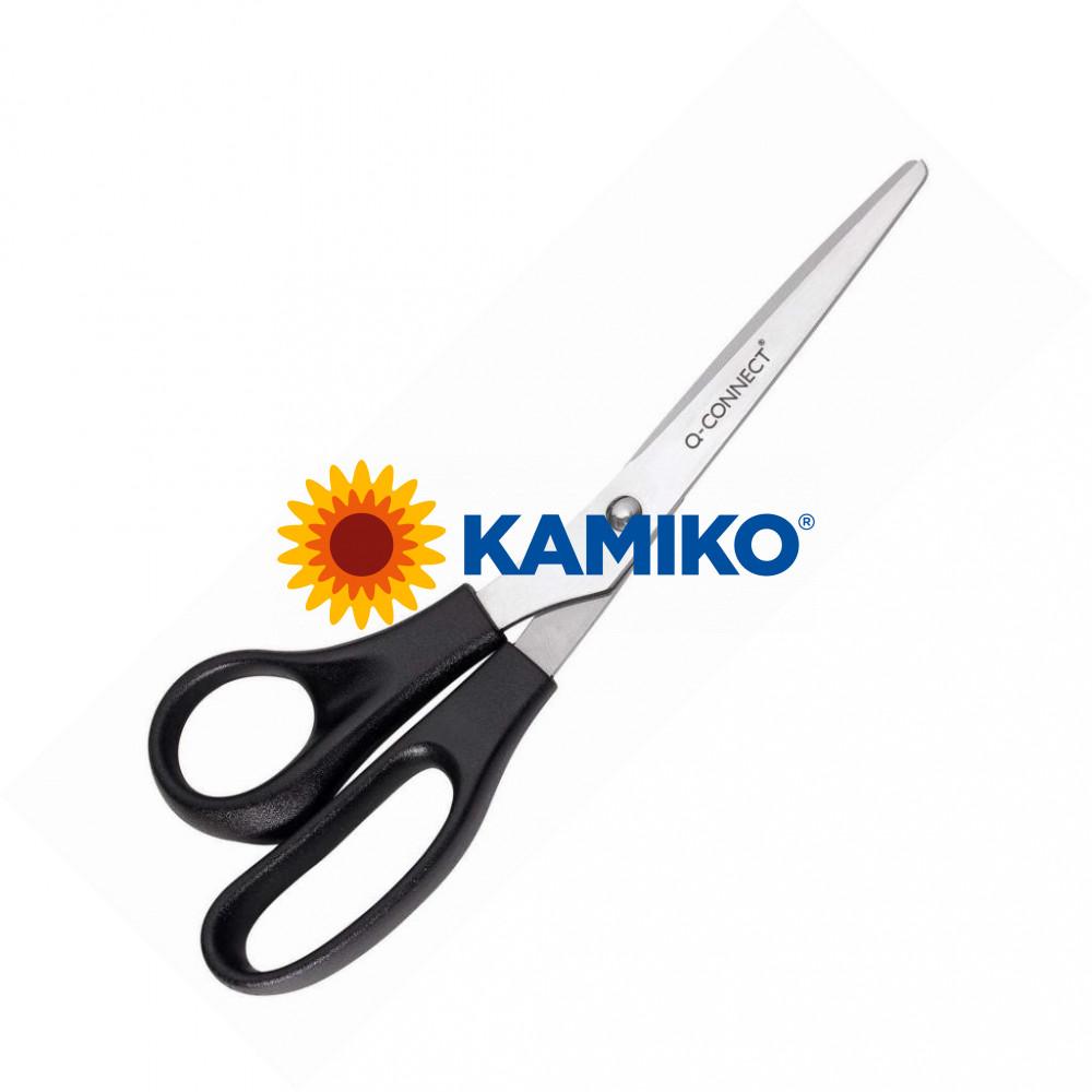 Nožnice Q-Connect klasické 21 cm pre ľavákov