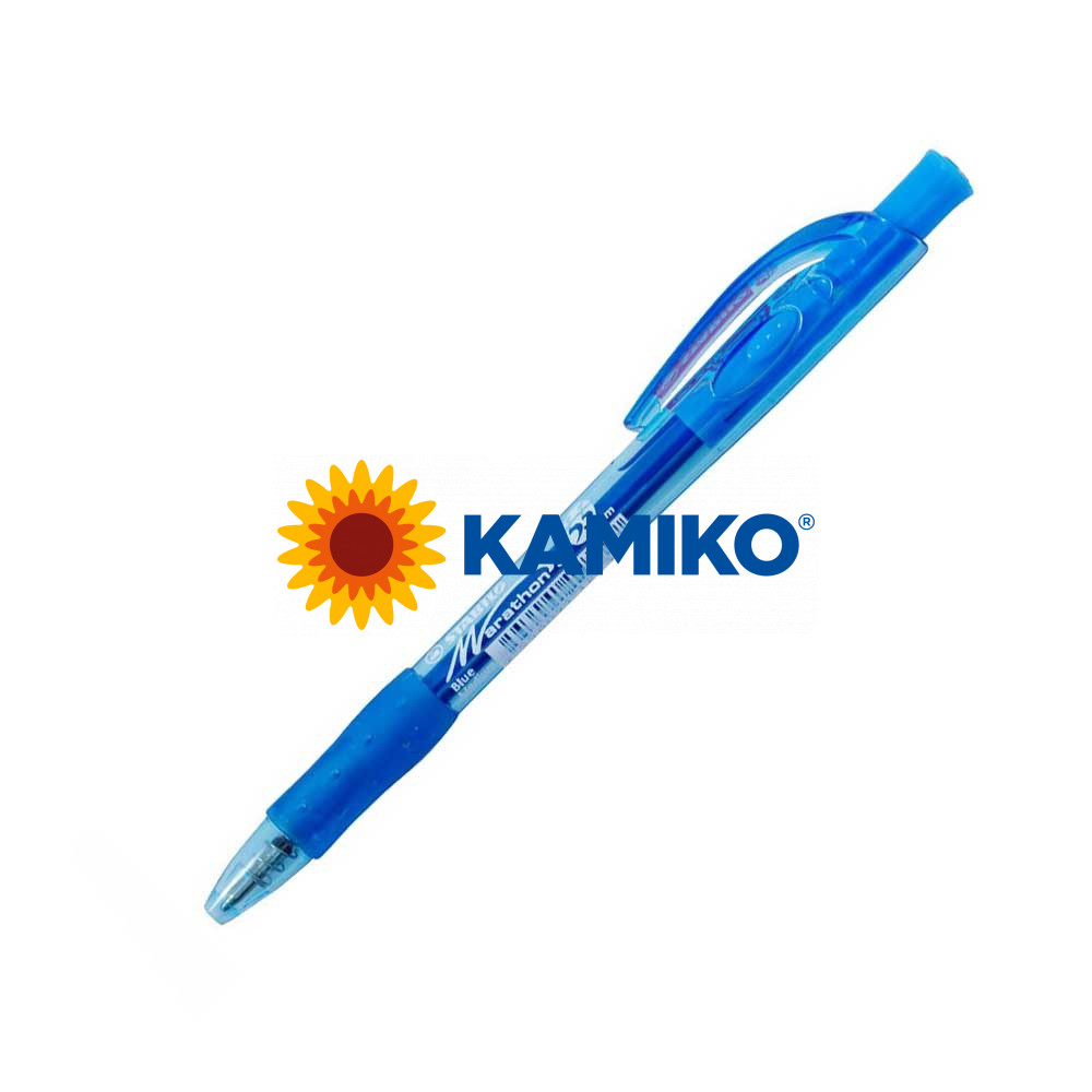 Guľôčkové pero STABILO Marathon 318 modré