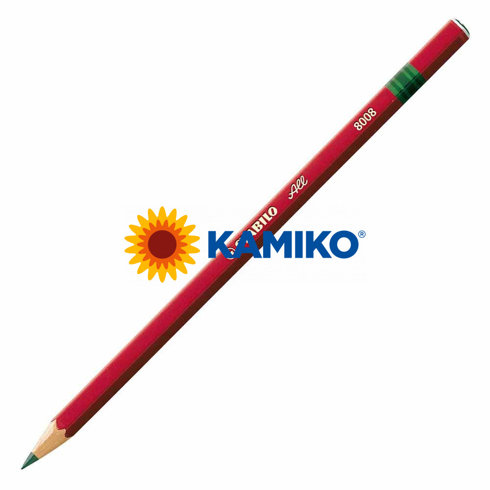 Ceruzka STABILO All čierna, 12 ks