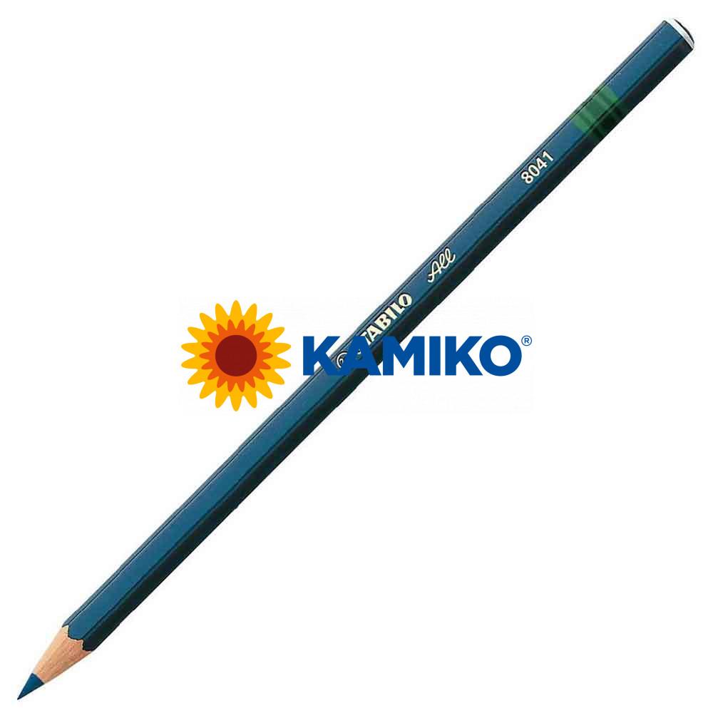 Farebná ceruzka STABILO All modrá, 12 ks