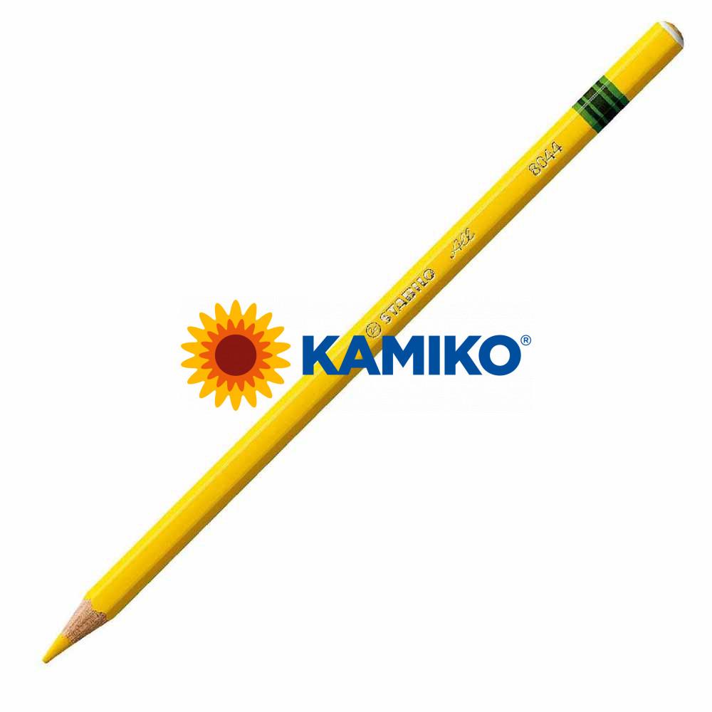 Farebná ceruzka STABILO All žltá, 12 ks