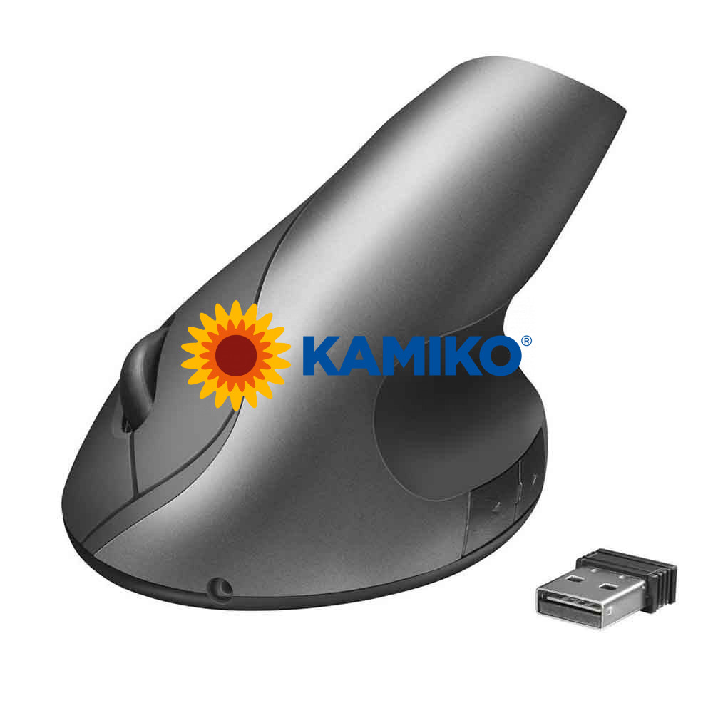 Bezdrôtová ergonomická myš Trust Varo